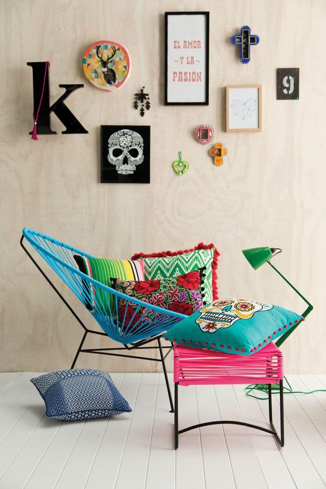Tulum Multi cushions #linenhouse