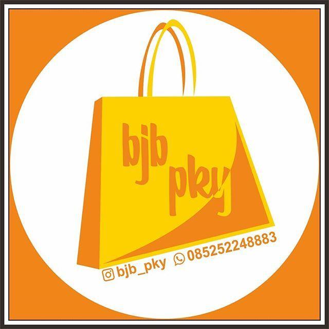 Desain Logo:  Desain Logo Online Shop Bjbpky # Desainlogo #logoolshop