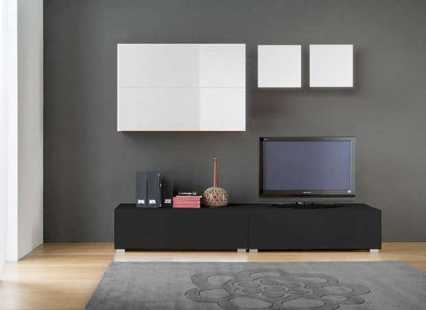 17 best ideas about meuble tv design on pinterest meuble besta ikea meuble - Ikea meuble tv mural ...