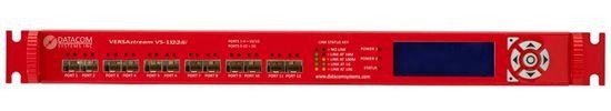 DatacomSystems.ca - VERSAstream™ 1024-F 24 Port Data Access Switch - VS-1024-F