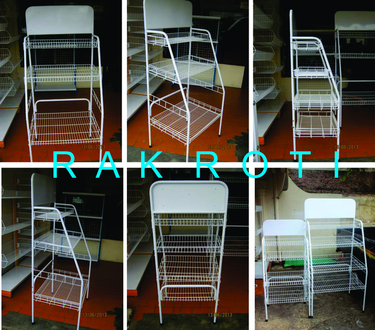 http://jualrakshelving.blogspot.co.id/2017/05/rak-roti.html Telp / Wa : 081213-3040-75