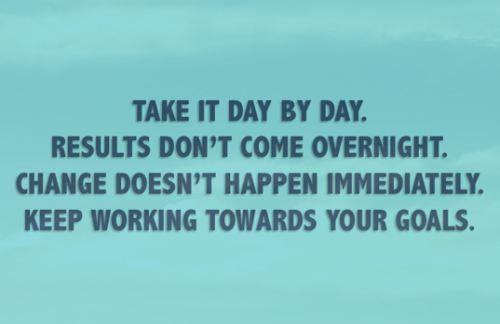Daily motivation: