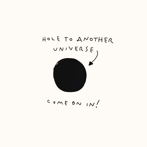 Hole To Another Universe...