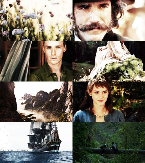 Peter Pan          …you'll never have to worry about grown up things again.              Eddie Redmayne as Peter PanEmma Watson as Wendy DarlingDaniel Day-Lewis as Captain Hook