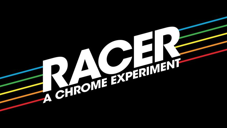Racer by Google Chrome and Creative Theory
