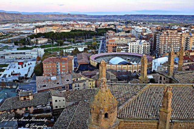 Rincones De España Y Madeira Huesca Huesca Parques Nacionales Plaza De Toros