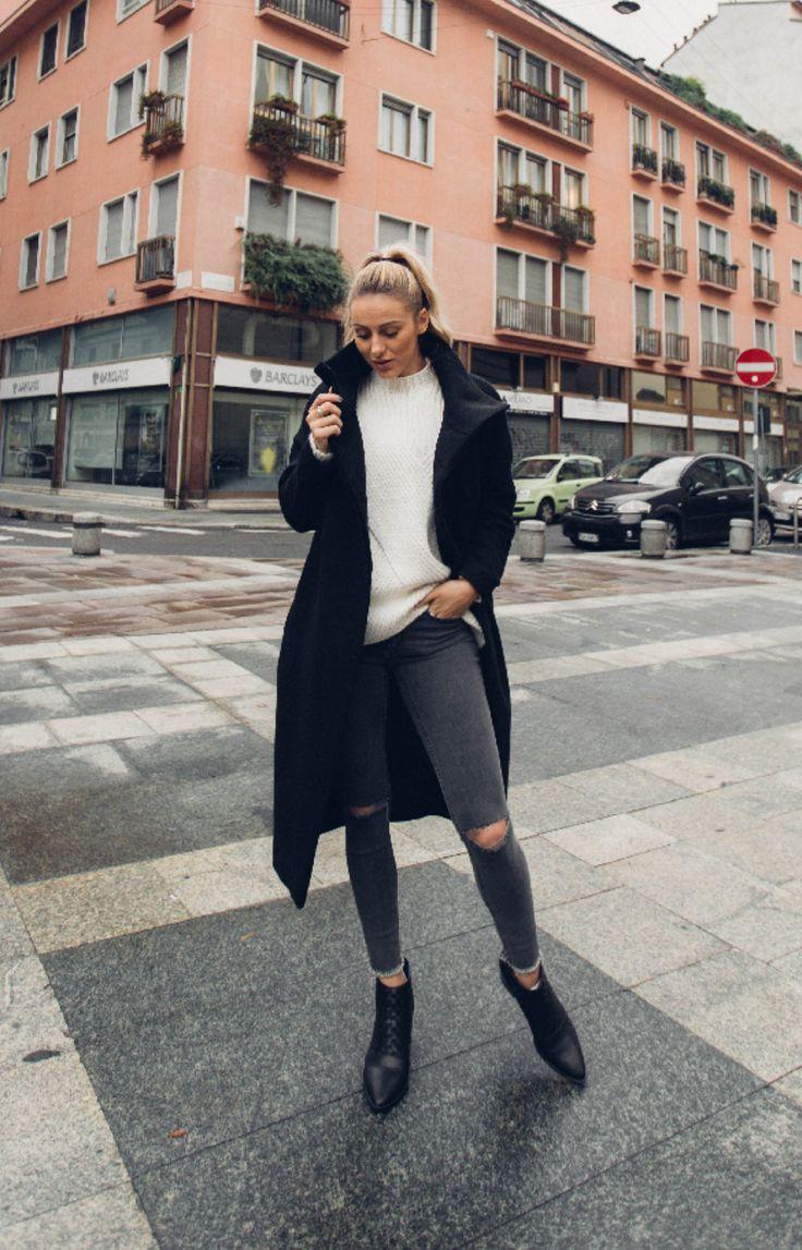 how to wear black chelseas