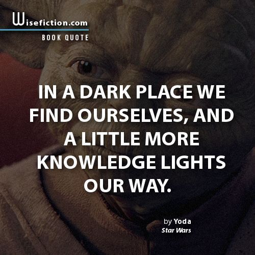 142 Yoda Quotes You Re Going To Love: 1000+ Dark Place Quotes On Pinterest
