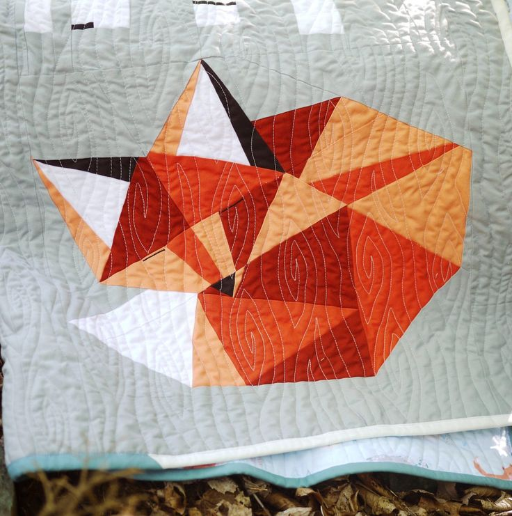 Best 25 Fox Quilt Ideas On Pinterest Elizabeth Hartman