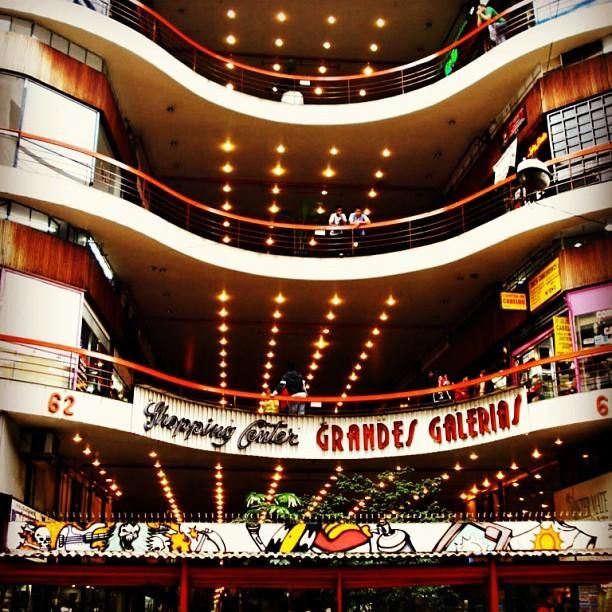 Galeria do Rock - Another massive mall to find all the souvenirs you can imagine #SãoPaulo