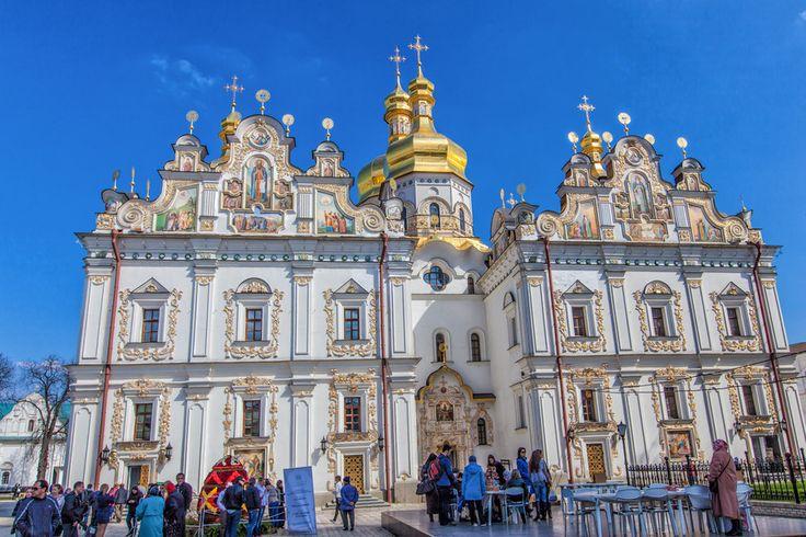 Kiev Pechersk Lavra by Valerii Tkachenko on 500px