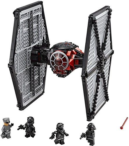 Read our review, a must have item for any Star wars and lego fan! http://blockfactory.co.uk/shop/star-wars/lego-star-wars-force-awakens-first-order-special-forces-tie-fighter-75101