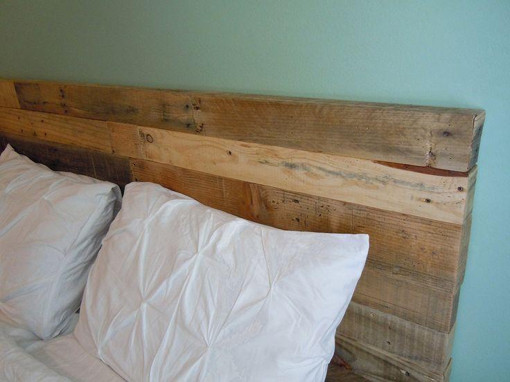 Mejores 18 imágenes de Pallet Beds en Pinterest | Camas, Camas de ...