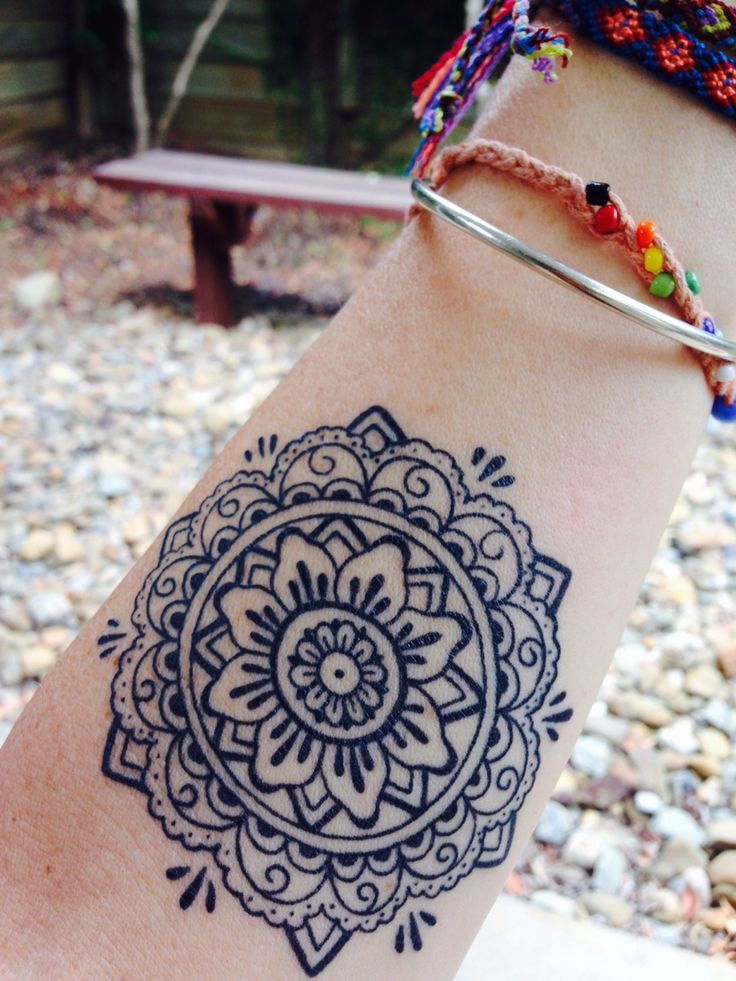 Tattoo done at wild at heart tattoo brisbane mandala for Wild at heart tattoo