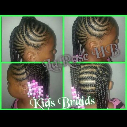 Groovy 1000 Ideas About Children Braids On Pinterest Kid Braid Styles Hairstyle Inspiration Daily Dogsangcom