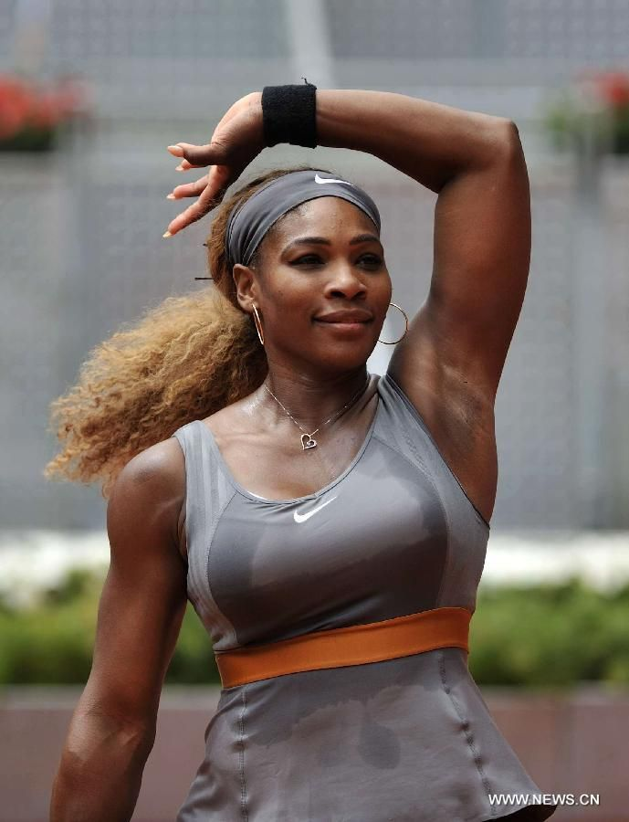 serena single women In their first-ever solo outing, meghan markle and kate middleton cheer on serena williams at the wimbledon women's singles final see all of the epic photos, ahead.