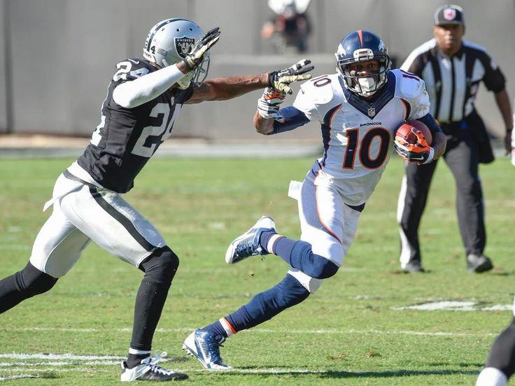 Emmanuel Sanders - Broncos vs Raiders (11/9/14)
