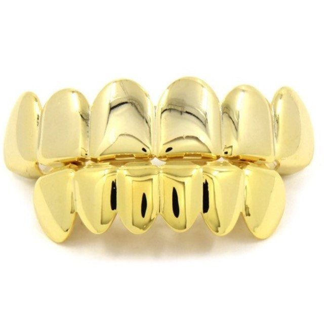 Custom Grillz Set Top & Bottom
