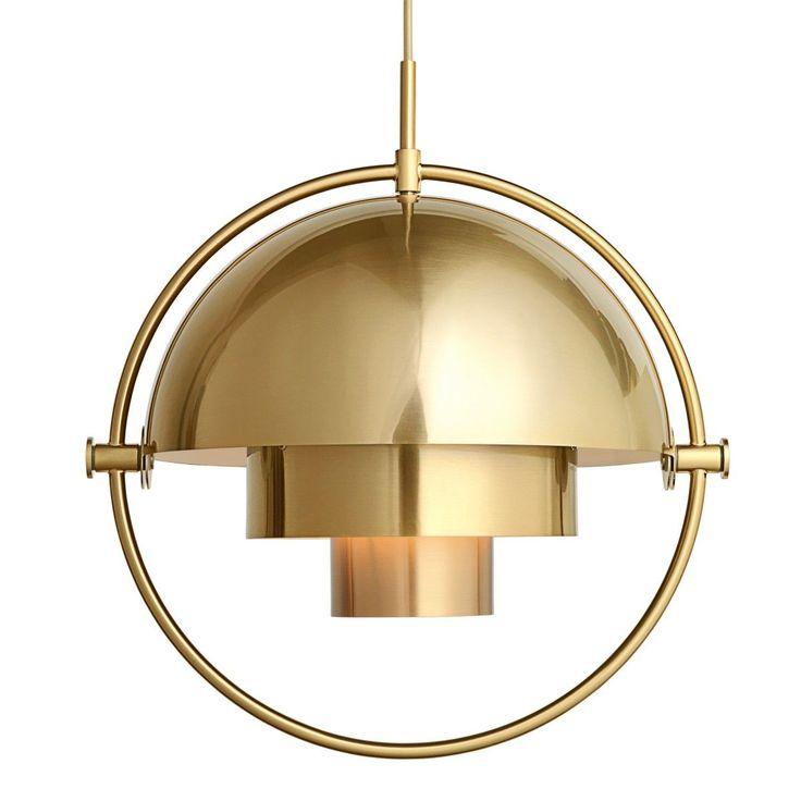 Gubi Multi Lite Hanglamp