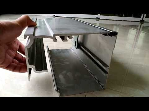 ES200 automatic sliding door rail & cover | SANWAY TECHNOLOGY