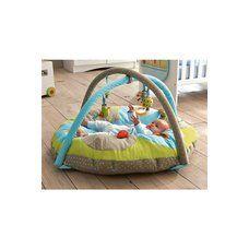 Activity-Decke für Babys zum Spielen vertbaudet