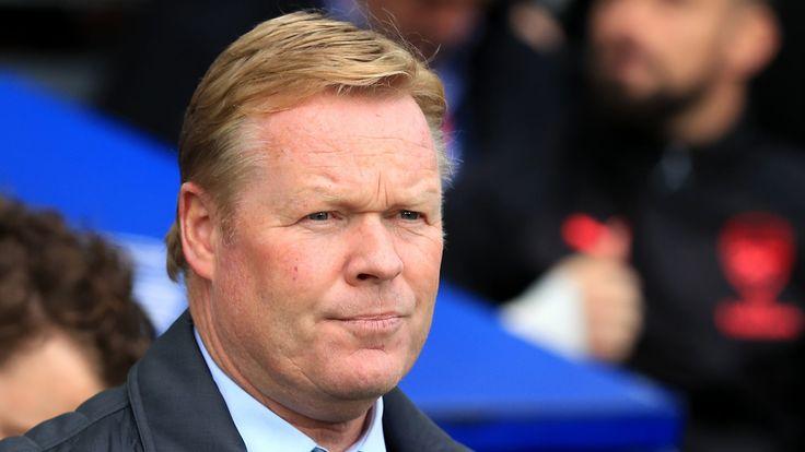 Breaking news – Everton sack Ronald Koeman #News #composite #Everton #Football #RonaldKoeman