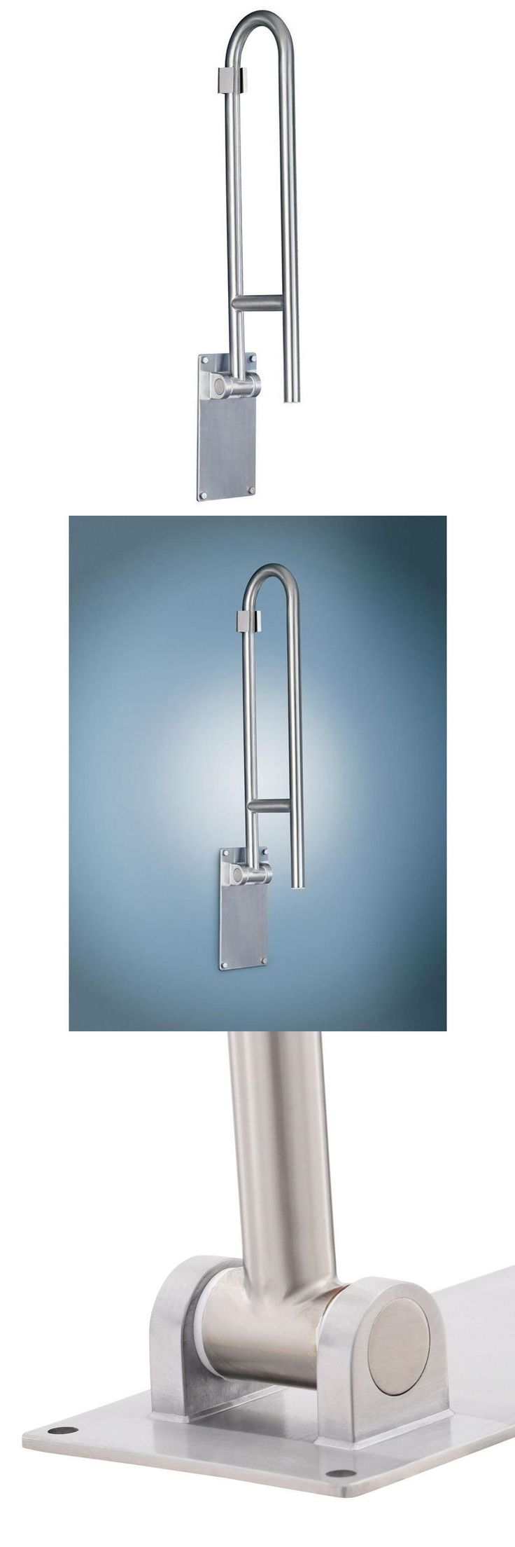 Handles and Rails: Moen R8960fd 30-Inch Bathroom Grab Bar, Stainless Steel Commercial Assist Grip -> BUY IT NOW ONLY: $79.99 on eBay!