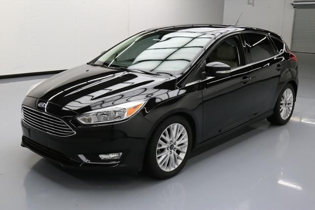 2015 Ford Focus Titanium Hatchback 4 Door 2015 Ford Focus Titanium Hatchback Htd Leather Nav 15k 219350 Texas Direct Auto 2017 2018 Is In Stock And For Sale Ford Focus Hatchback Ford