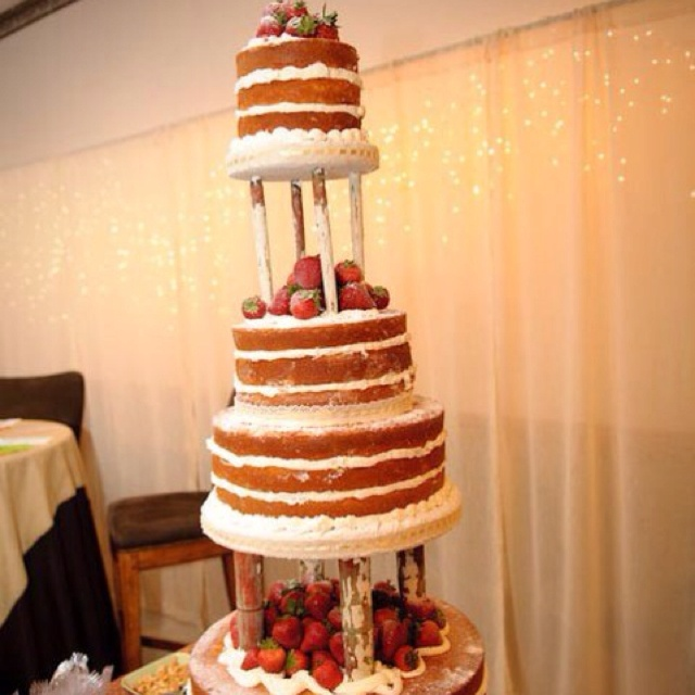 Wedding Simple Cake