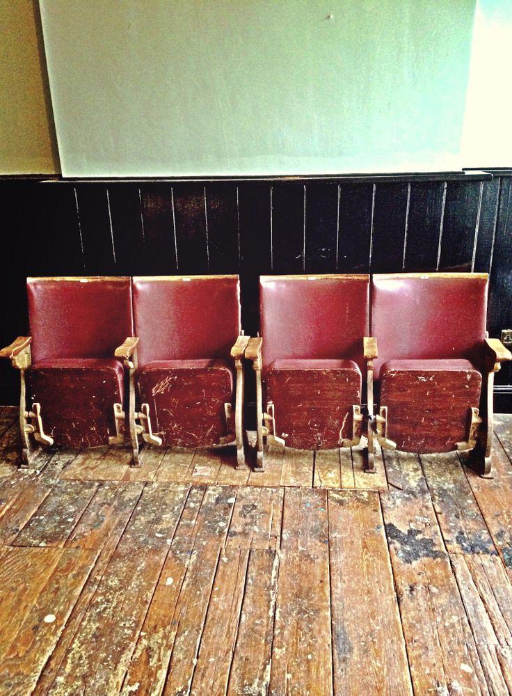 Man Cave Barber London : Gents of london waiting area theatre seats shop ideas