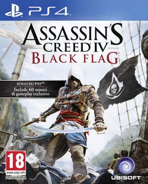 Assassin's Creed IV Black Flag, appena entrato usato per PS4 a soli 24,99 euro ^^