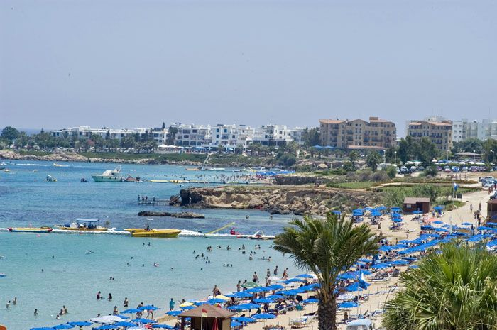 Fig Tree Bay in Protaras - Cyprus. Fantastic place for a family holiday!