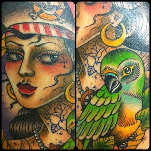 1000 Images About Tattoo On Pinterest: 1000+ Images About Pirate Tattoos On Pinterest