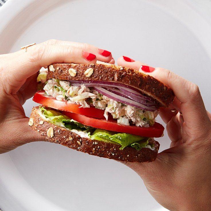 17 best ideas about best tuna sandwich on pinterest tuna for How to make tuna fish sandwich