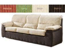 1000 images about sof s tres plazas on pinterest colors tans and natural - Sofas de ocasion ...