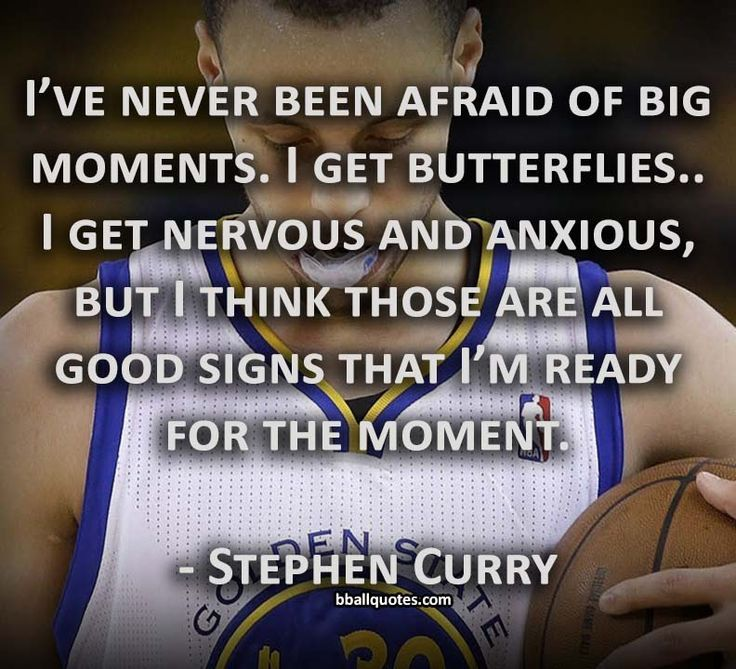 Stephen Curry Quotes love positive words