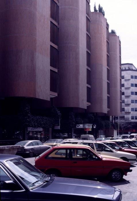 Galer a de cl sicos de arquitectura edificio girasol for Oficina de avianca en madrid