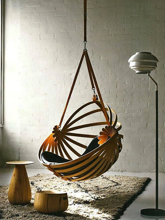 55 best style design images on pinterest product for Chaise suspendue