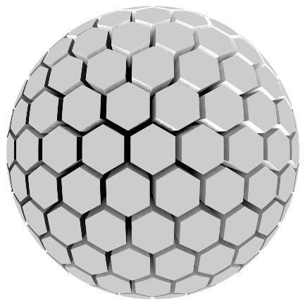 Membuat Hexagonal 3D Prisma Dengan CorelDRAW | Belajar CorelDRAW