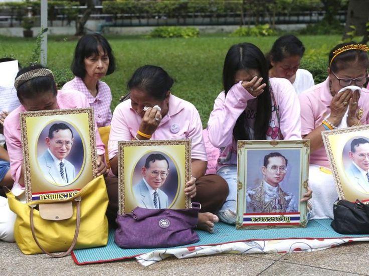 Thailand bangt um seinen kranken König Bhumibol Adulyadej. Kronprinz Maha Vajiralongkorn (64) und Ministerpräsident Prayut Chan-o-cha eilten in die Hauptstadt Bangkok, nachdem sich laut Palastangaben der Gesundheitszustand des 88-Jährigen im Krankenhaus nicht stabilisiert hatte.
