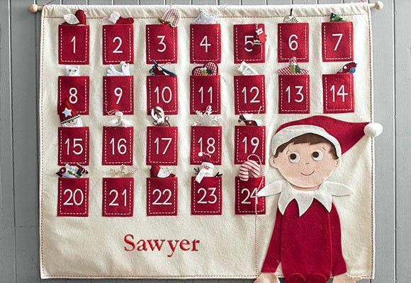 Originales calendarios de adviento - Actualidad - DecoEstilo.com