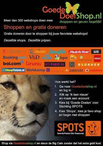 Online shoppen en ook nog eens gratis doneren? Dat kan via goededoelenshop.nl Meld je nu aan!