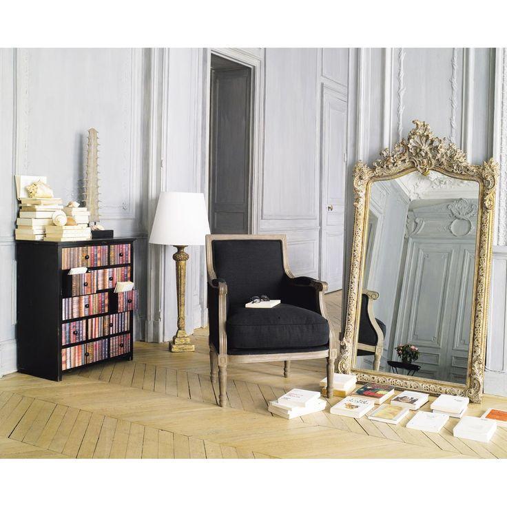 miroir dor 85x153 lanta pinterest serre maison du monde et miroirs. Black Bedroom Furniture Sets. Home Design Ideas