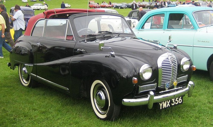 Austin A40 Somerset Convertible 1954. Maintenance of old vehicles: the material for new cogs/casters/gears could be cast polyamide which I (Cast polyamide) can produce