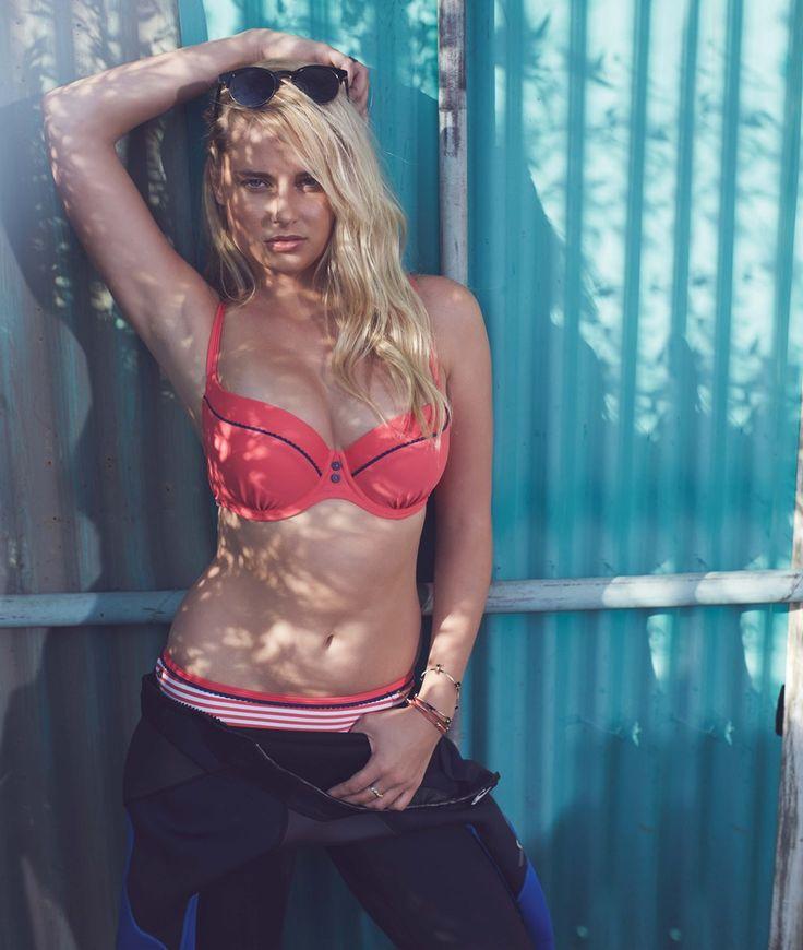 Swimsuit Panache Cleo Lucille #kostium_cleo_lucille_coral #kostium_panache_cleo_lucille_koral #kostium_kapielowy_cleo_lucille