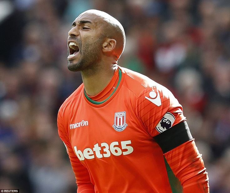 Stoke back-up goalkeeper Lee Grant made a number of fine saves to deny the likes of Ibrahimovic and Pogba