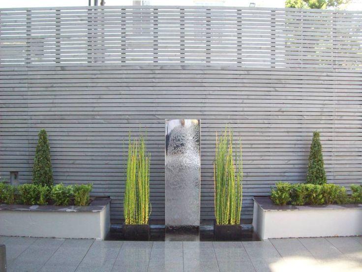 1000+ Ideas About Modern Fountain On Pinterest