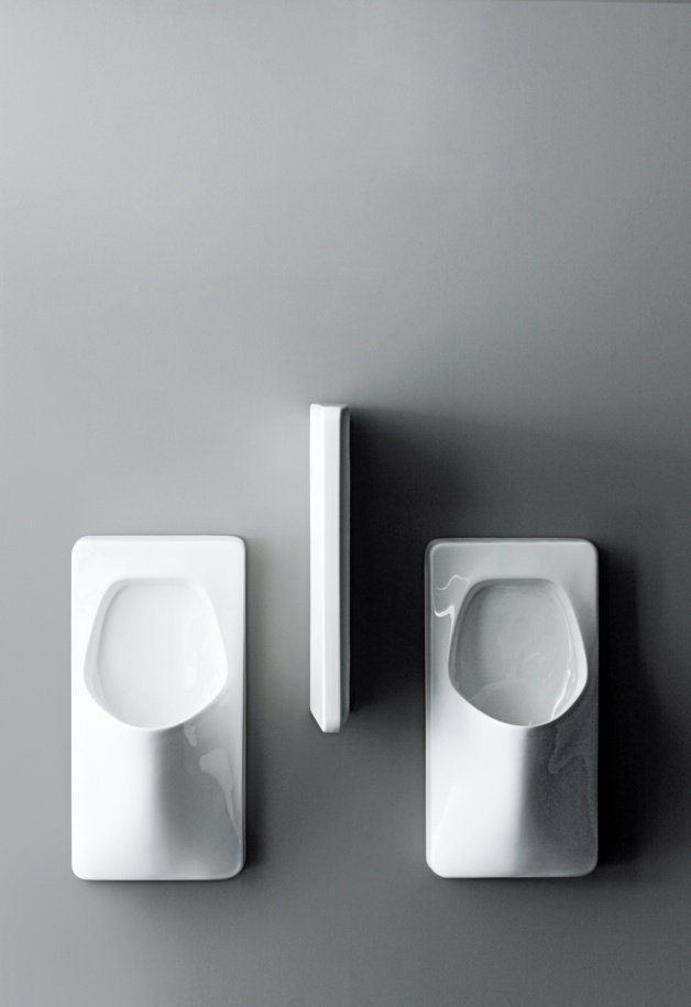 Antero, urinal design. reddot winner 2012. A beautiful use of form