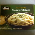 If you are short on time, these mashed potatoes are heavenly! Costco