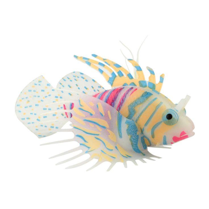 Best 25 fake fish tank ideas on pinterest coastal style for Artificial fish tank